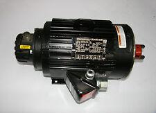 SSD MARATHON VFD 5HP INVERTER  AC MOTOR BLACK MAX DVL 184THTL7726FG incl Encoder