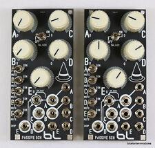 Blue Lantern Modules Passive Pro Five Channel Attenuators - 2 Pack