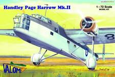 Valom Plastic model kit 72118 1:72nd scale Handley Page Harrow MKII