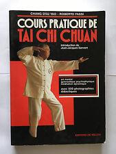 COURS PRATIQUE DE TAI CHI CHUAN 1995 DSU YAO FASSI ILLUSTRE