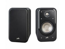Polk Audio Signature S20 American HiFi Home Theater Bookshelf Speaker (1 pair)