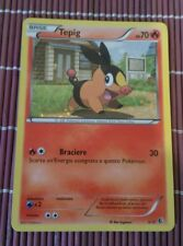 Carte Pokemon McDonald's - Happy Meal 2011 - Tepig 3/12