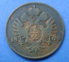 Oostenrijk - Austria 1/2 Kreuzer 1800 A - Franz II - KM# 2108