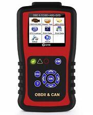 Car OBD Scanner Diagnostic OBD II 2 Code Reader Scan Tool ABS SRS Engine Auto