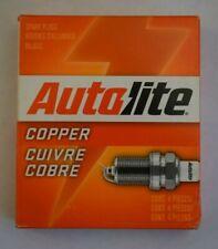 4 x AUTOLITE COPPER CORE SPARK PLUGS 3136