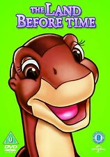 The Land Before Time [DVD]  Brand new and sealed