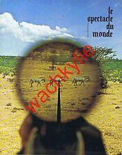 Le spectacle du monde 152 11/1974 Afrique blanche Yougoslavie Jarry Swift Macao