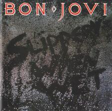 Bon Jovi – Slippery When Wet Cd 1986 Mint/VG+