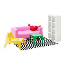 Doll's House Furniture, living- room Ikea HUSET