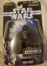 Star Wars The saga Collection Darth Vader Matching blue holo c8.5