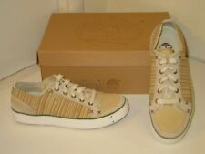 Timberland Jardims Beige Striped Stripe Casual Sneakers Oxfords Shoes Mens 8