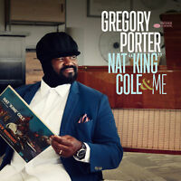 "GREGORY PORTER Nat ""King"" Cole & Me CD BRAND NEW"