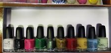 Konad Nail Art Stamping Polish-10 x 5ml Special Polish -colour as in picture