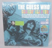 LP THE GUESS WHO Shakin All Over 180g 2 LPs NEW MINT SEALED