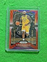 DEMARCUS COUSINS PRIZM RED WAVE CARD LOS ANGELES LAKERS 2019-20 PRIZM BASKETBALL
