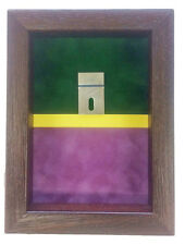 Small Argyll and Sutherland Highlanders Medal Display Case
