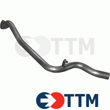 VW LT CHASSIS CAB 2.4 2.4 D 75HP 1982-1992 Exhaust Rear Pipe