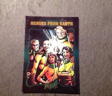 1993 The River Group: Heroes from Earth - Principals from Plasm (4 of 4)