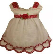 Vestido de niña bebé 18 meses Ropa de fiesta (baby dress)