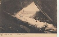 BF19488 le gouffre de belvaux   grottes de han belgium  front/back image