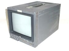 JVC TM-R9U TM R9U 9 inch Pro Color Video Monitor for Retro Gaming, Works Well !