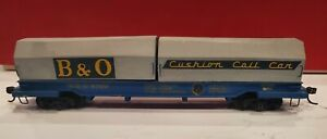 HO Cushion Coil Car B&O