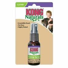 KONG Naturals Premium North American Catnip Spray 30ml