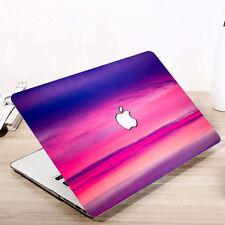 "Hard Case +Rubberized Keyboard Cover For Macbook Unibody White 13"" A1181 A1342"