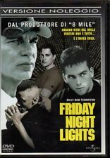FRIDAY NIGHT LIGHTS - DVD (USATO EX RENTAL)
