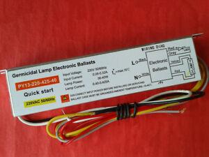 40W Ballast PY13-230-425-40 Special Ballast for Ultraviolet Lamp 36-40W Ballast