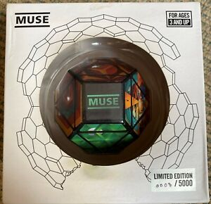 Muse - The Hexagon (Resistance) - Rare boxed puzzle Numbered 0008 / 5000!