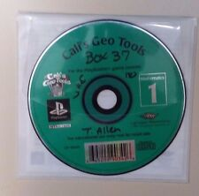 (1) Lightspan Adventures Disk CALI'S GEO TOOLS educational games