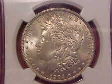 1904 O MORGAN DOLLAR - NGC MS 64 - SEE PICS! - (G669)