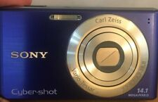 Sony Cyber-shot DSC-W530 14.1MP Digital Camera Used CHINESE LANGUAGE READ!!