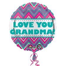 LOVE YOU GRANDMA! standard FOIL numeri di riferimento