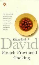 French Provincial Cooking By Elizabeth David. 9780140273267