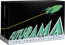 Futurama: The Complete Series (DVD, 2013, 27-Disc Set)
