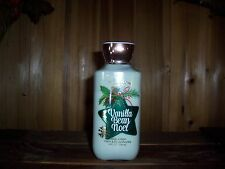 BATH AND BODY WORKS VANILLA BEAN NOEL BODY LOTION 8 OZ LADIES SKIN CARE PRODUCTS