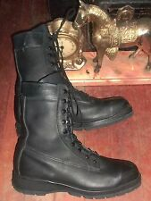 Wellco Combat Boots  Wellco Military Field Boots Wellco ARMY  Marines Boots 10.5