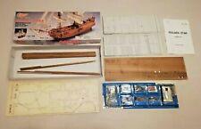 Golden star 769 maquette MANTUA MODELS 1/150 Scale Kit bois modélisme 1:150