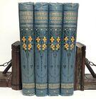 Antique Books Commercial Gardening 4 Vol. Set John Weathers 1913 1st Edition