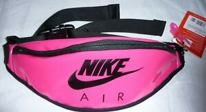 Nike Air Unisex Womans/Mens  Heritage Clear Pink  Bumbag Hip Pack Pouch