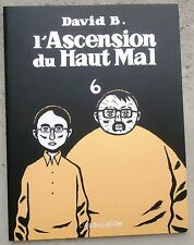 L'ascension du Haut Mal 6 EO 2003 NEUF David B