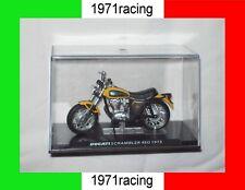 DUCATI SCRAMBLER 450 1973 SCALA 1-24