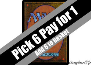 Magic The Gathering MTG - Artifact Cards x1 (A-M)(M19 & Various Sets)
