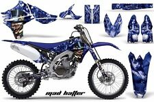 AMR Racing Yamaha Graphic Kit Bike Decal YZ 450F Decal MX Parts 10-13 HATTER U