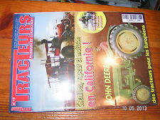 !§ Tracteurs Passion & Collection n°19 John Deere Bautz Multiplex