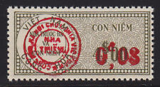 South Viet Nam Bft 79 MNH. 1960 0$,03 on 4,00 Fiscal, scarce