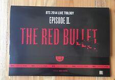 OFFICIAL BTS The Red Bullet TRB Poster Set ALL MEMBERS KPOP Bangtan Boys V Jimin