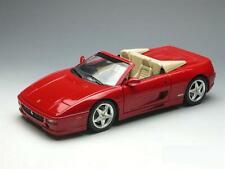 Hot Wheels Ferrari F355 Spider Red 1:18 25733